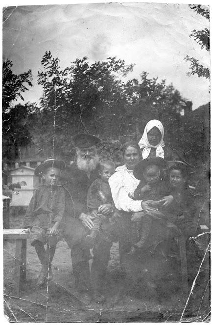 Russian Family Of Three Had